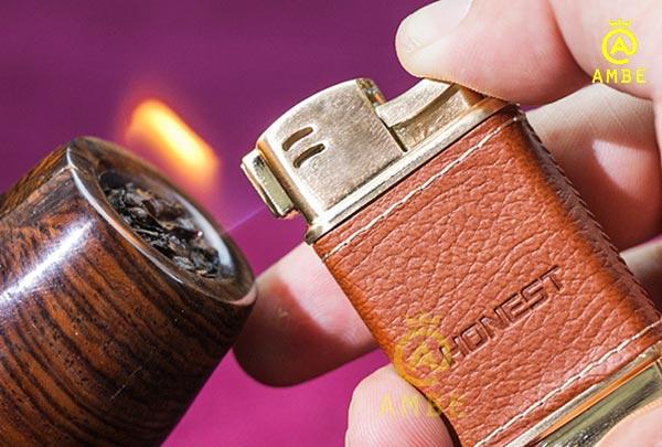 ưu điểm bật lửa hút tẩu