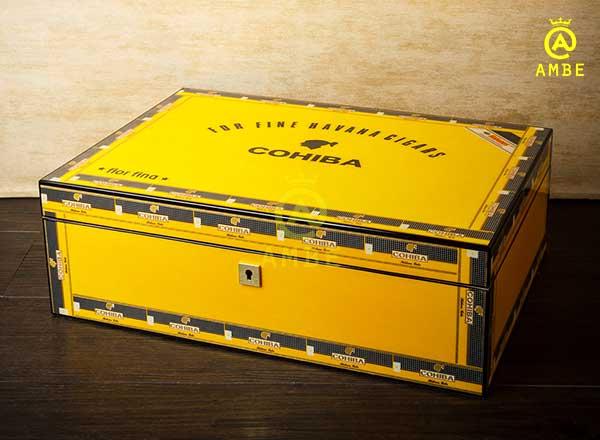 Top hộp giữ ẩm Cohiba