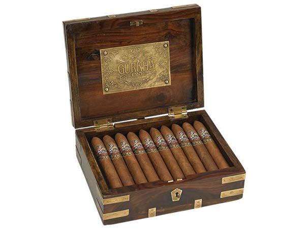 Những loại hộp bảo quản cigar