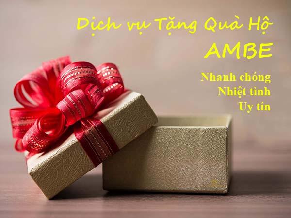 Dịch vụ tặng quà hộ cho người thân