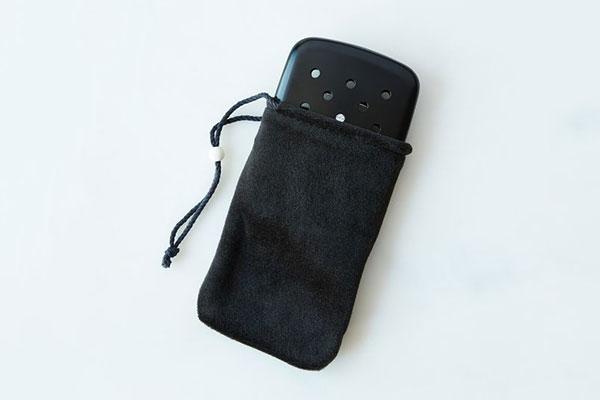 Zippo hand warmer đen