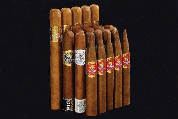 các mẫu xì gà nổi tiếng - xì gà vegas