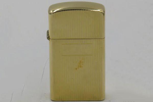 Zippo vàng nguyên khối  1958