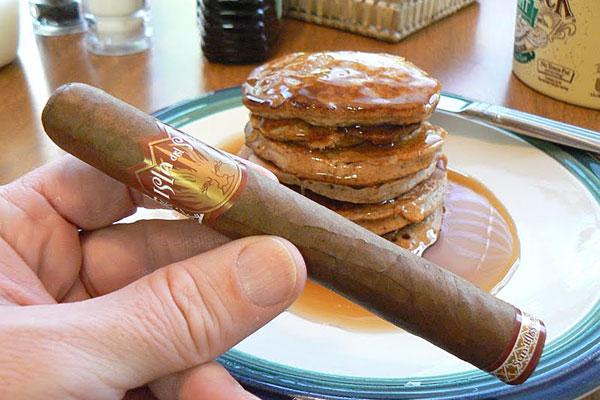 Hút cigar vào buổi sáng có nên không?