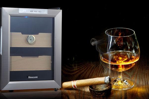 top 5 tủ bảo quản cigar
