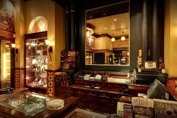 Top 10 cigar bar sang trọng