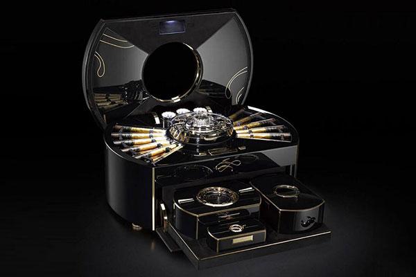 5 hộp giữ ẩm cigar đắt nhất thế giới