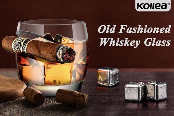 Top  ly rượu whiskey đựng cigar